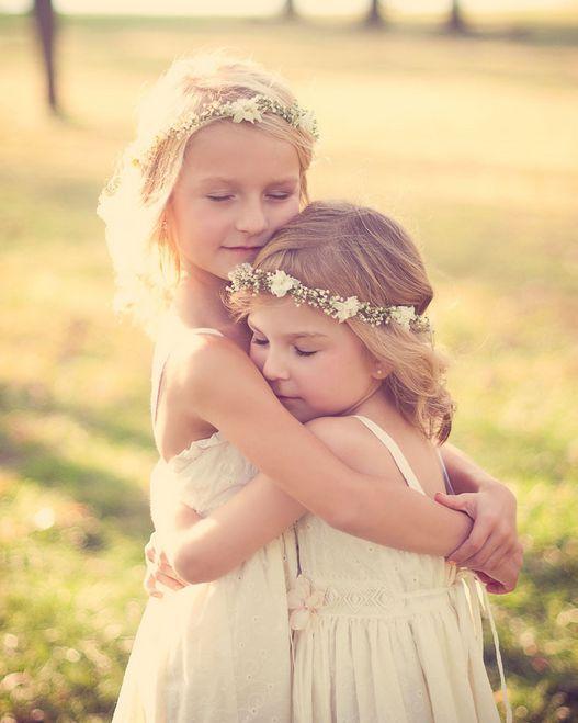 Sister is a lifetime best friend