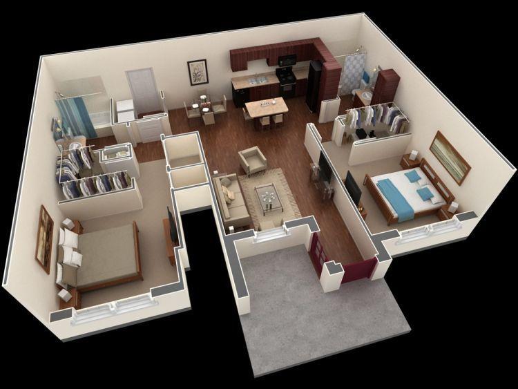 Desain rumah sederhana untuk masa depan