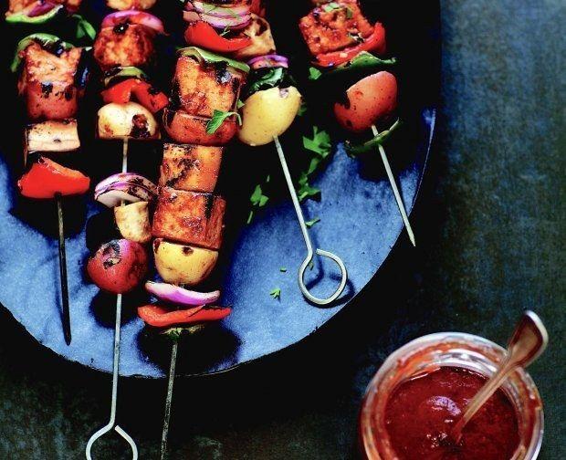 Resep ste tahu barbeque