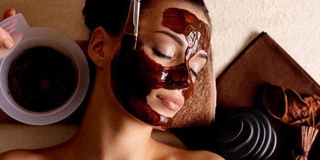 masker kopi dan coklat untuk  wajah cerah dan anti-kusam