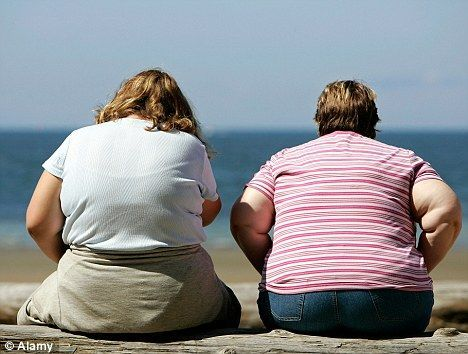 Fat women friendship