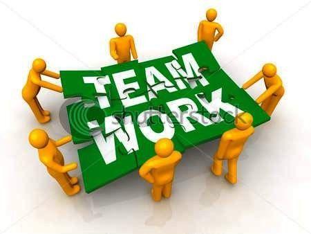 kerjasama tim sangat bermanfaat untuk wirausaha yang kita bangun