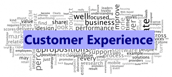 customer experience= road to success!!