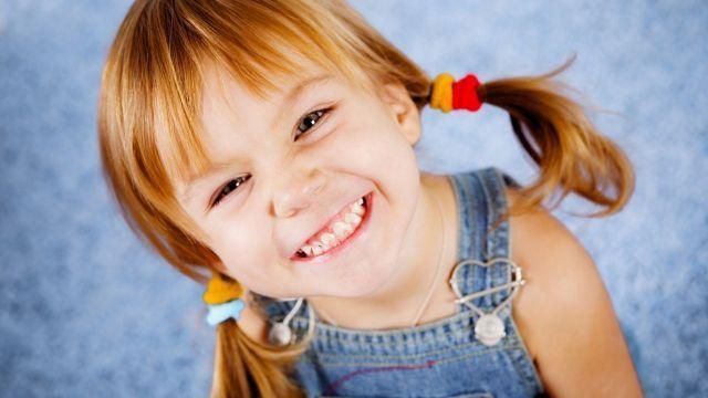 happy girl smile cute