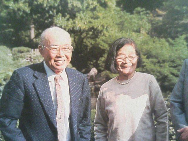 Soichiro Honda, pendiri Honda.