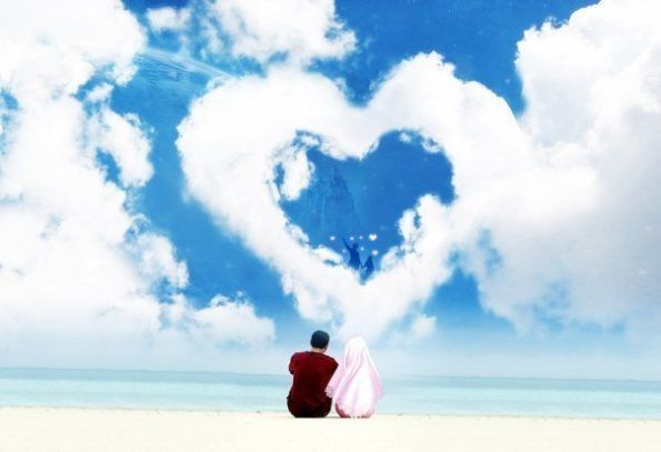 Semoga cinta kita abadi