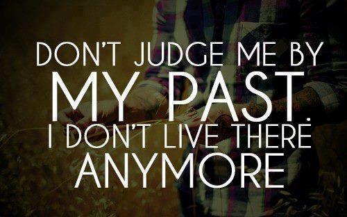 Aku manusia yang punya hati dan bisa menyesal atas kesalahanku