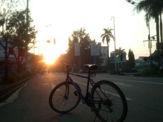 Berdamai dengan pagi