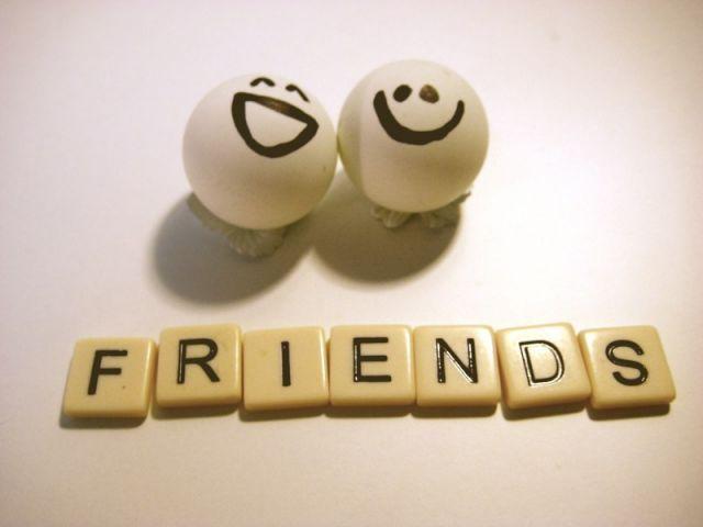 Cari teman yang berfikiran positif