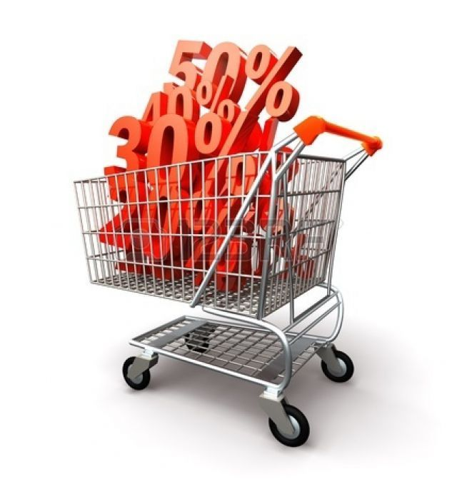 more and more discount can't change your product quality..Do a little inovation for a big profit!