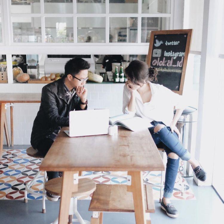 Kreativitasmu bisa ditampilan di media sosial