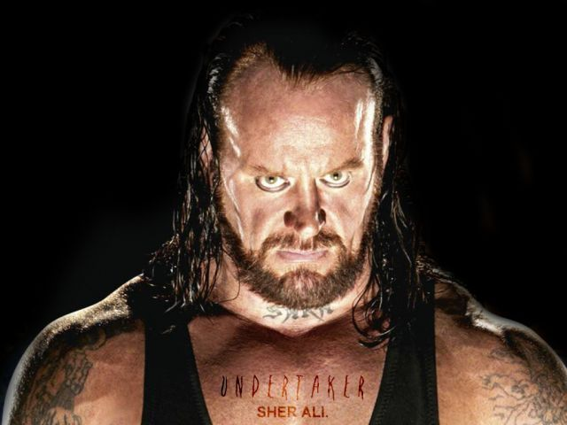 What are you looking at? I am not a thief, I just Undertaker.