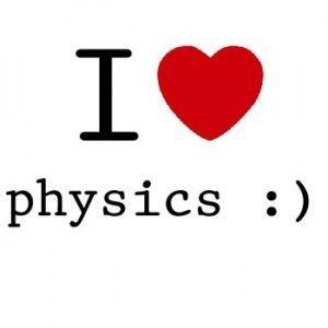 Buang pikiran jelek tentang fisika