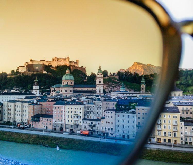 Sunglasses bisa kamu gunakan jadi pengganti polarizer