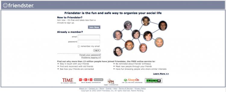 Friendster jadul