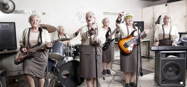 Rock n' Roll Granma