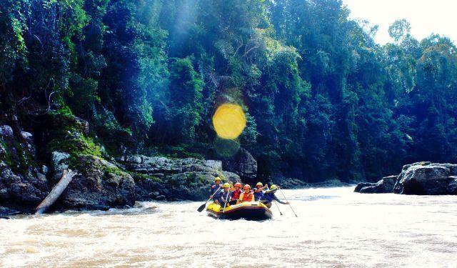 Arung Jeram Geopark