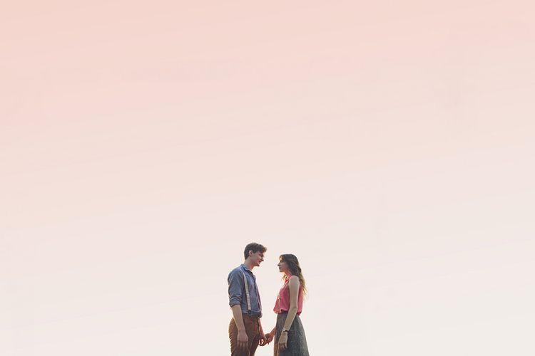 Jodoh, komitmen, dan pernikahan selalu bisa menunggu
