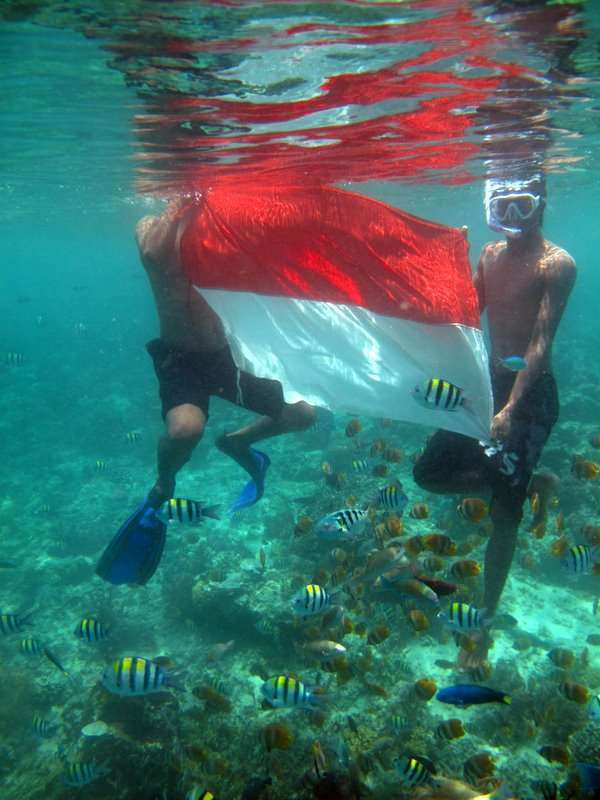 Aku cinta Indonesiaku