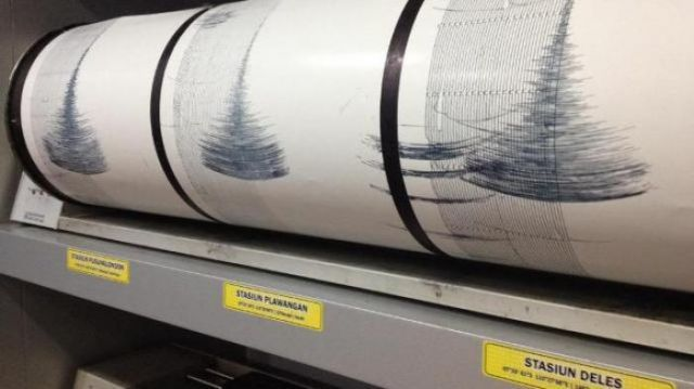 Waspada gempa kecil