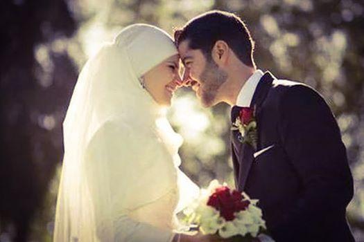 pernikahan suci