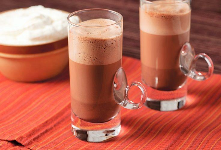 Susu cokelat madu