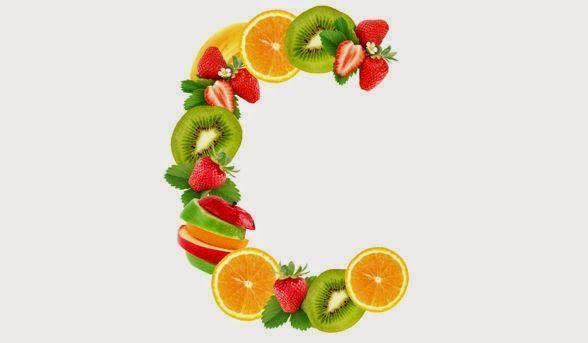 Vitamin C baik untuk kulit loh..