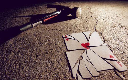 Patah hati tidak akan mengakhiri perjalanan hidupmu