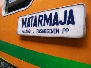 Matarmaja Malang-Pasar Senen