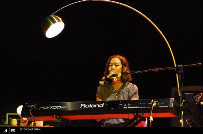 Dia adalah terang bagi jagat musik Indonesia