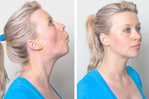 Lip pull. Pipi tirus, double chin hilang