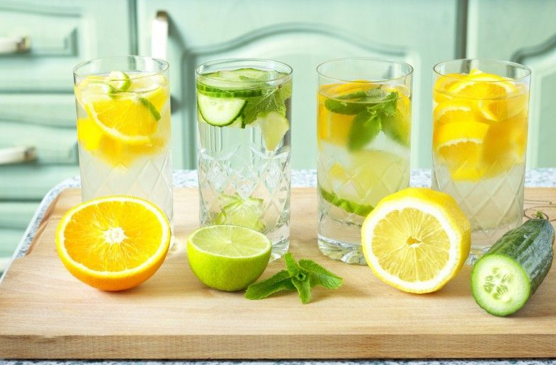 minuman yang dapat mengecilkan perut buncit