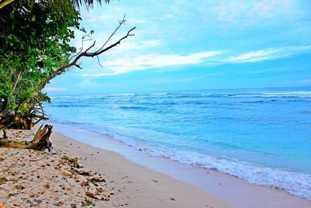 Cantiknya Pantai Tanjung Setia