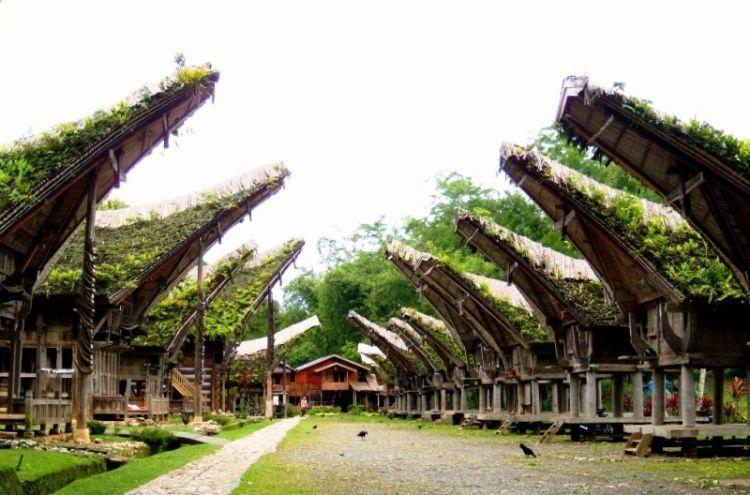 Toraja, Sulawesi Selatan