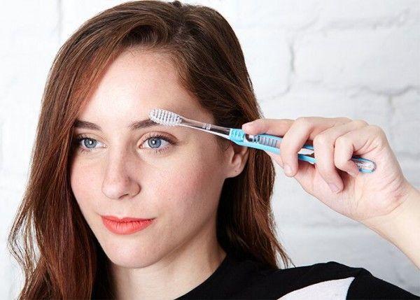 Alis bisa rapi tanpa dicukur dan dibentuk via http://makeupandbeauty.com/