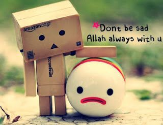 berhenti bersedih