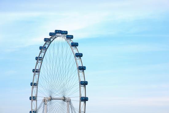 Melihat Singapura dari ketinggian (Kredit: Singapore Tourism Board)