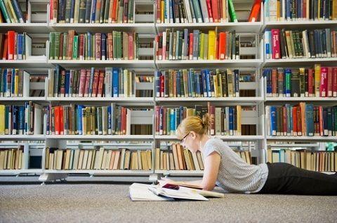 Perpustakaan adalah surganya, kamu bisa dpatkan berbagai macam buku referensi disini.