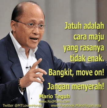 Fp: Mario Teguh