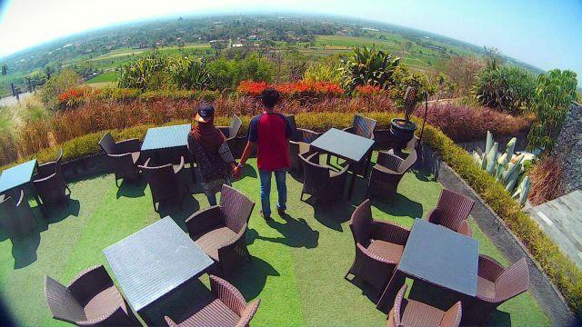 Lokasi : Restaurant Abhayagiri-Yogyakarta