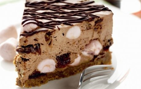 Rocky cheesecake. Easy!