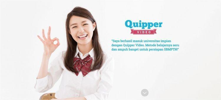 Quipper Video. Tempat tutor terbaik