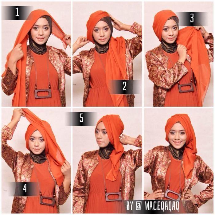 jadikan momen wisudamu berharga dengan gaya jilbab ini
