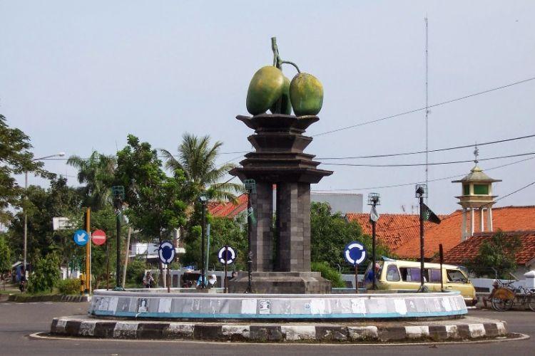 Tugu Mangga, Indramayu
