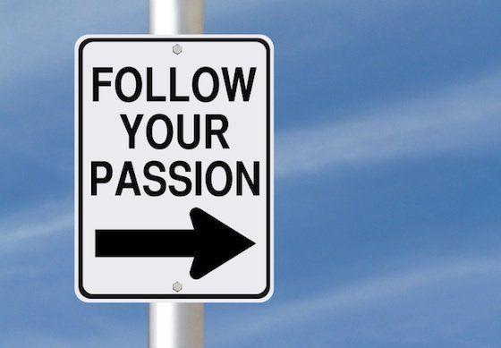Selami Passionmu dan Berkembanglah