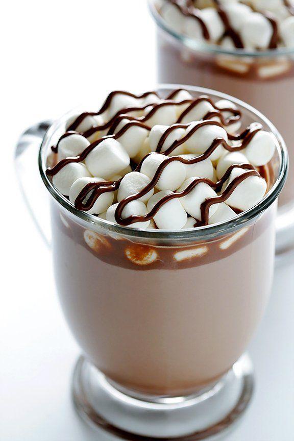 Nutella Hot Chocolate yang yuuuum