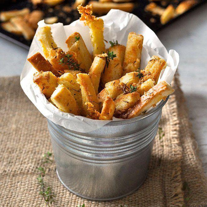 Chips keju crispy