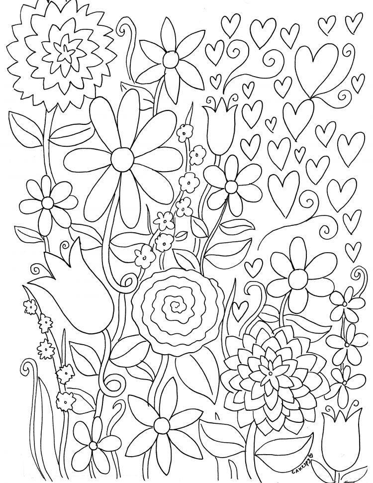 Banyak bunga-bunga