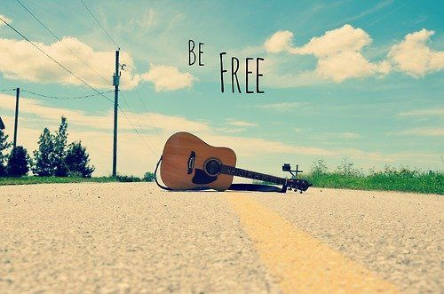 Kebebasan adalah anugerah terindah dalam hdup. Gunakanlah dengan bijak!
