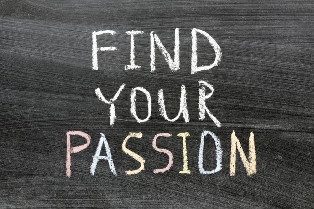 Ketahui dengan Pasti Passion Kamu